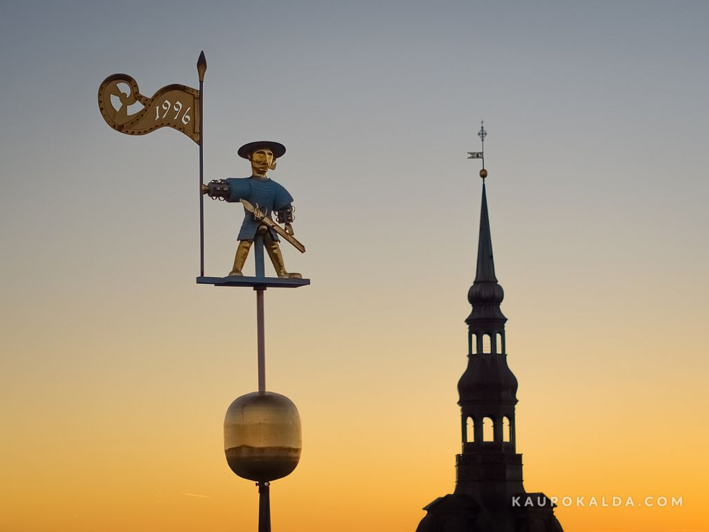 Vana Toomas - tornide kuningas