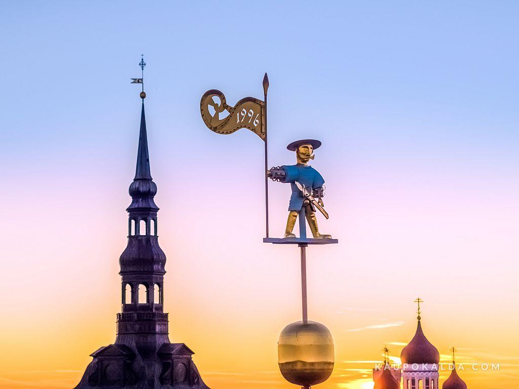 Vana Toomas ja tornid
