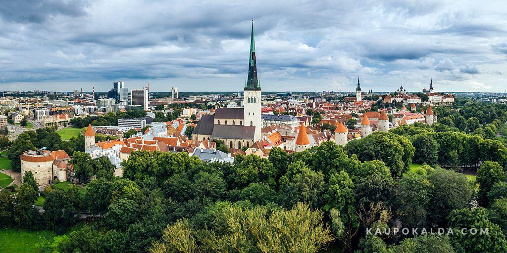 Tornide linn Tallinn