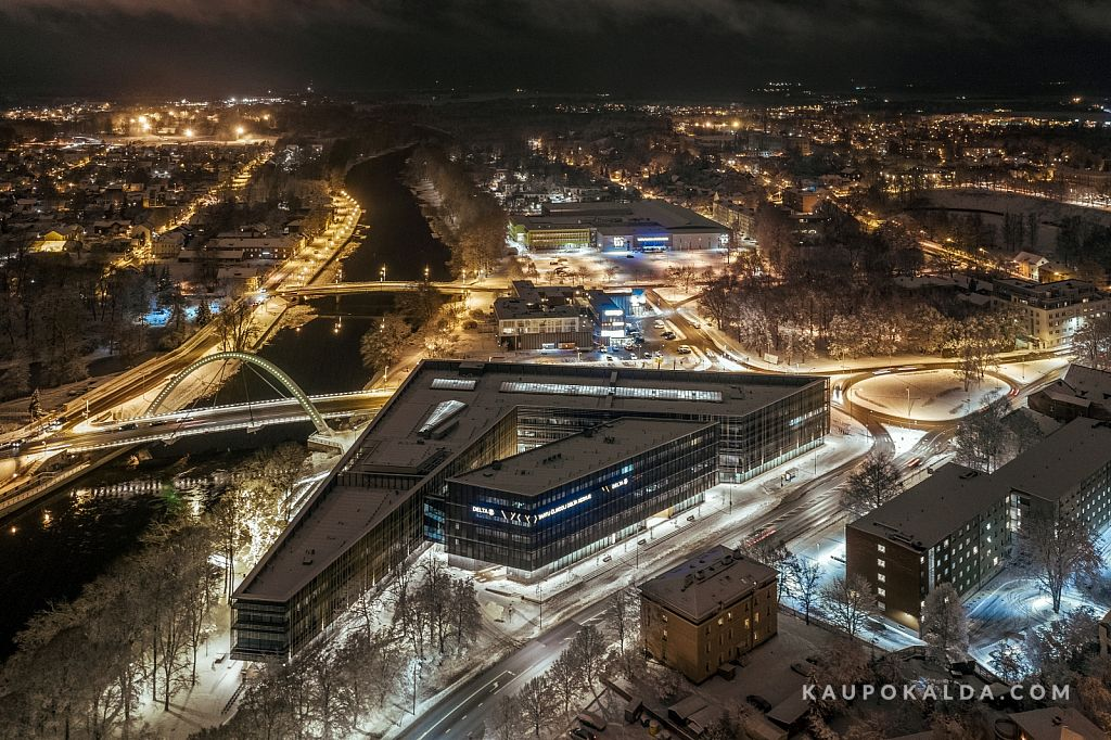 Tartu Ülikooli Delta keskus