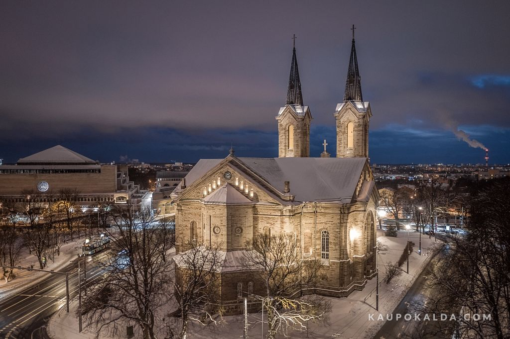 Kaarli kirik